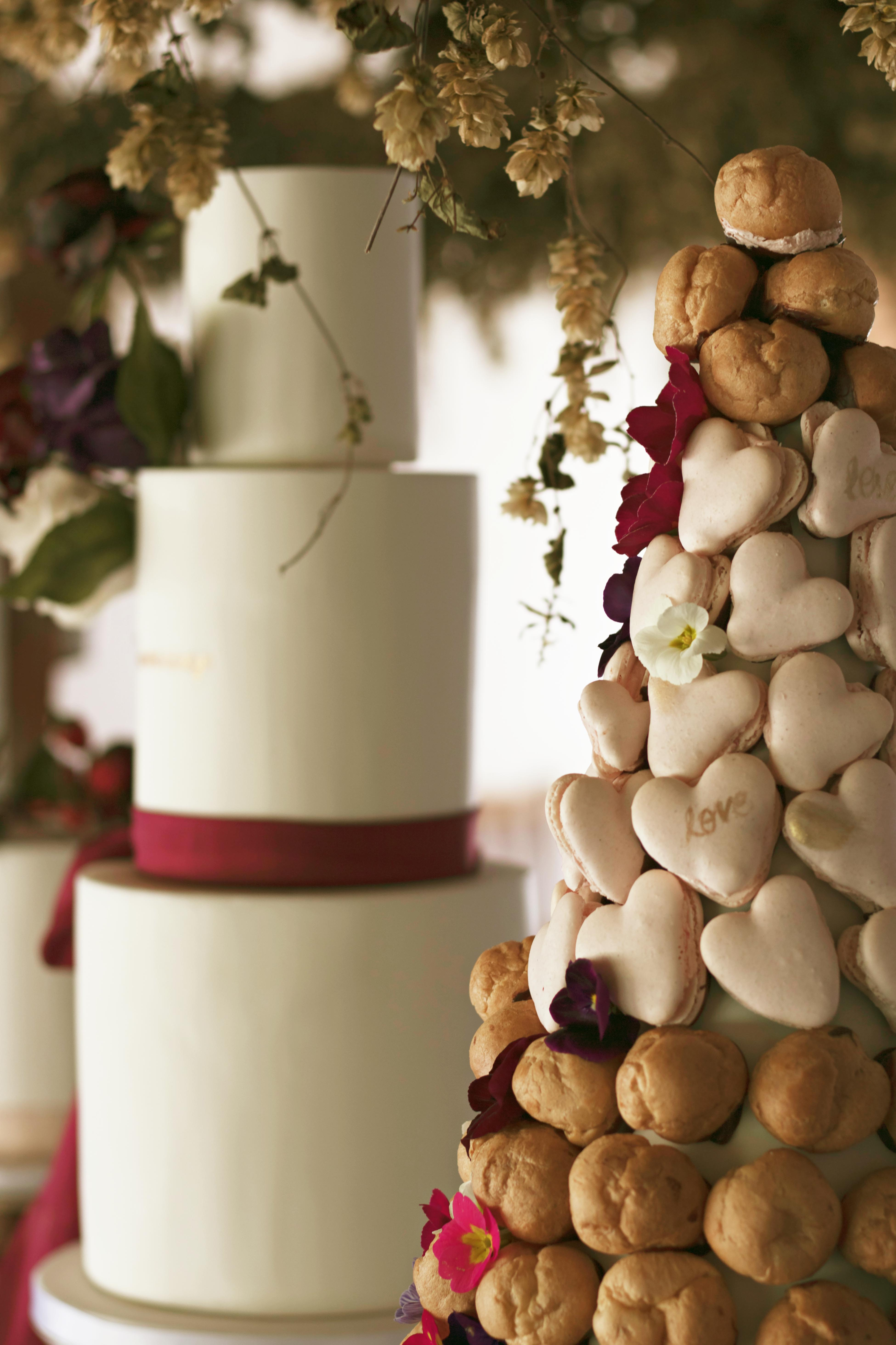 Wedding Cake & Desserts