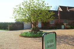 Gate Street Barn, in Surrey, Wedding Venue