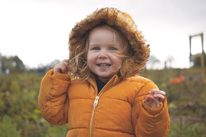 English Pumpkin Picking Family Photoshoot