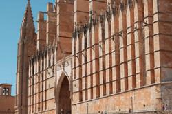Exterior Palma Cathedral