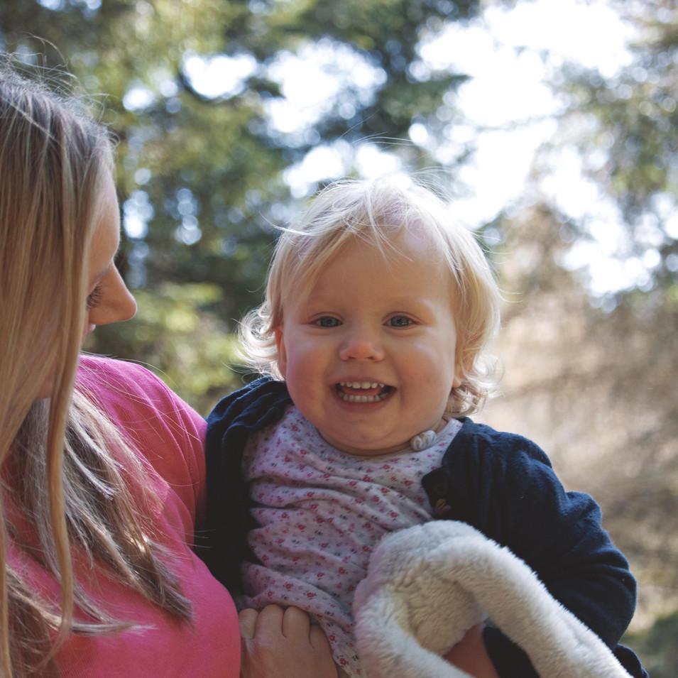 Easter Family Shoot in Somerset