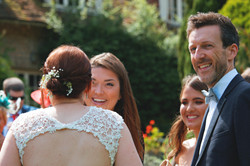 Relaxed Guest Wedding Photography