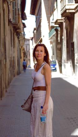 Portrait in Mallorca