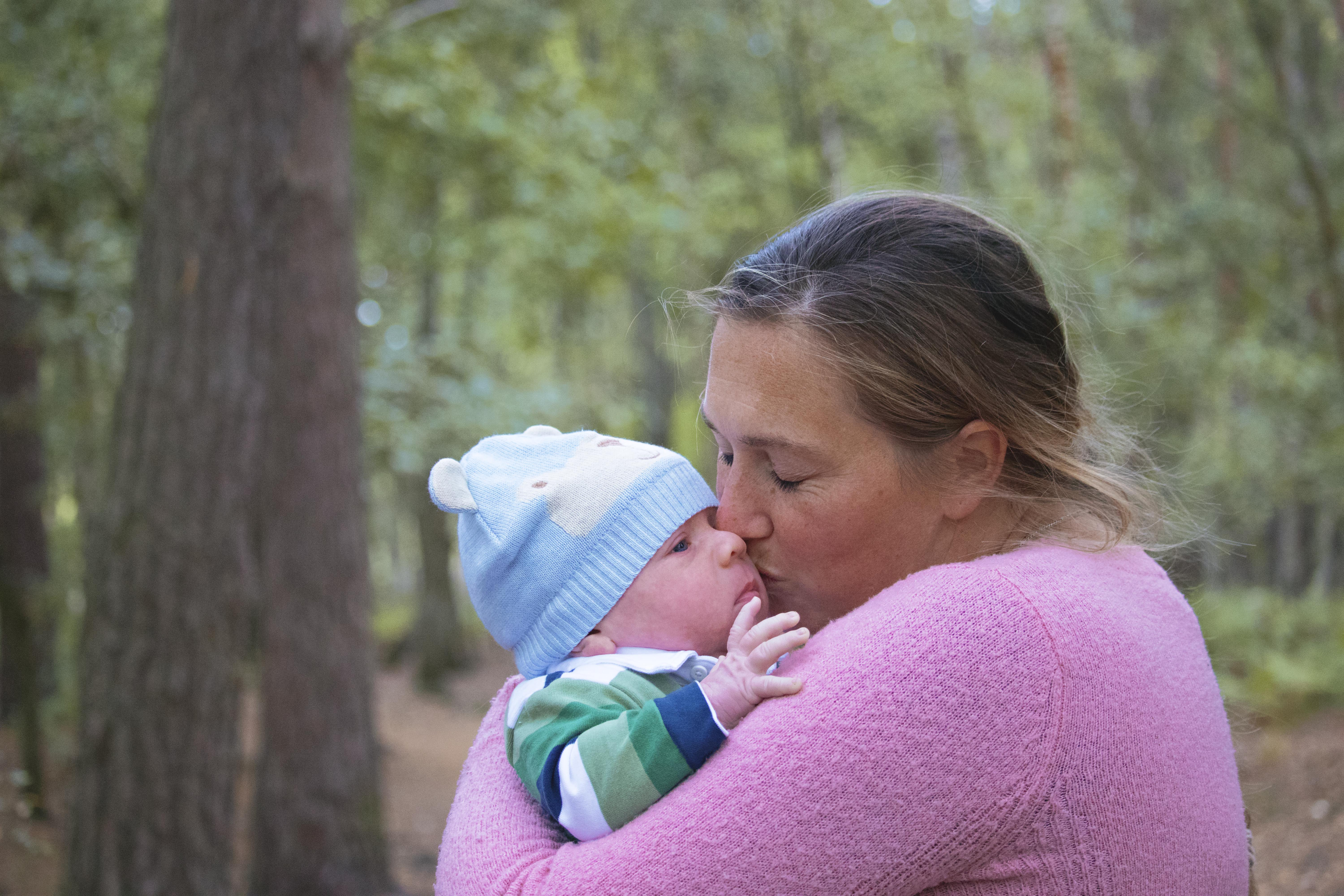 Relaxed Family Photos at Horsell Common