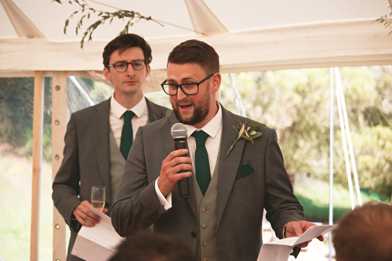 Bestman Wedding Speech