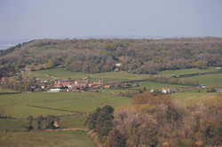 View At The End Of The Hill