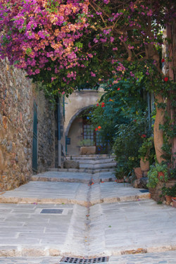 Beautiful Streets in South of France
