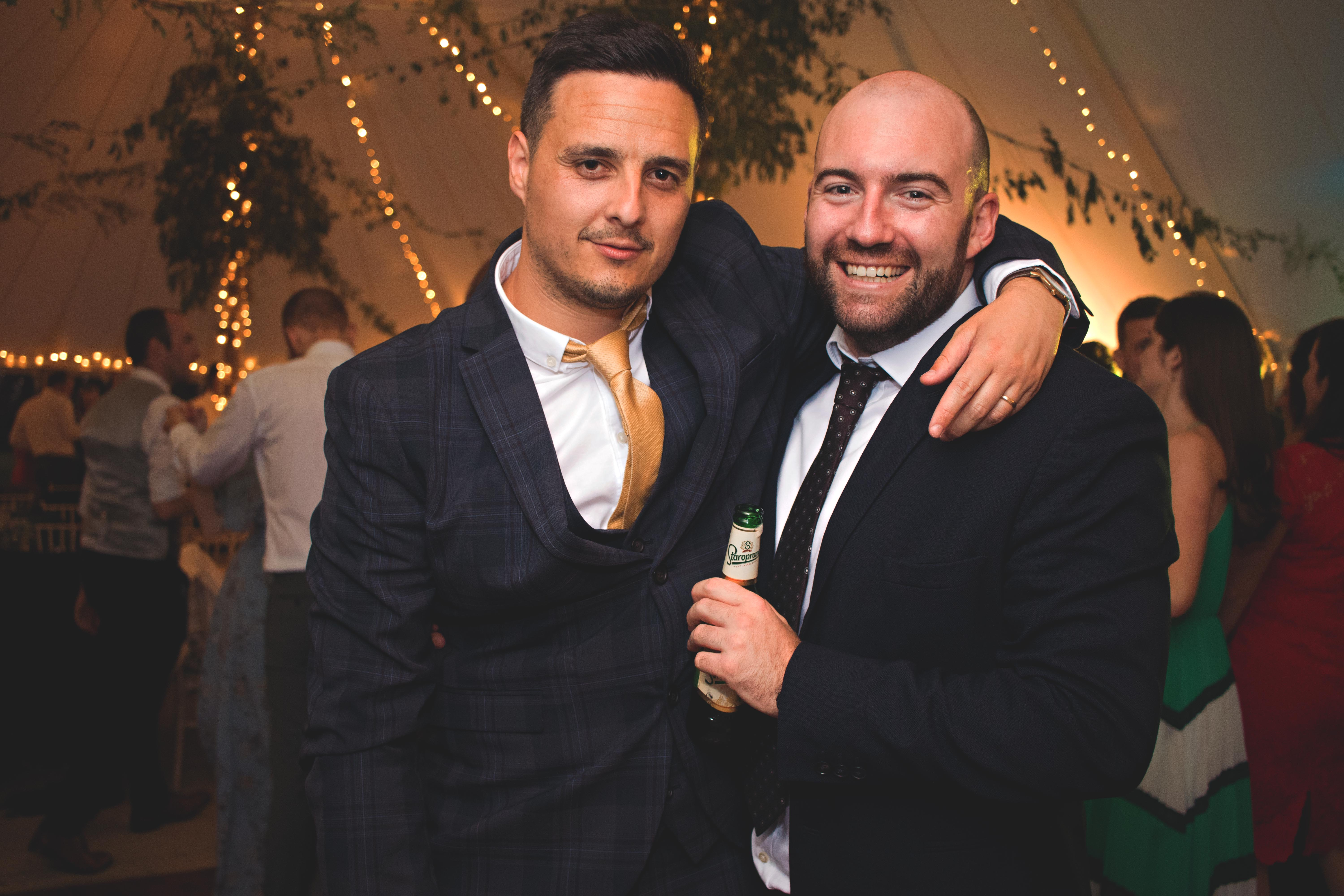 Party Wedding Guest Photography