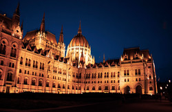 Hungarian Parliament Buildings
