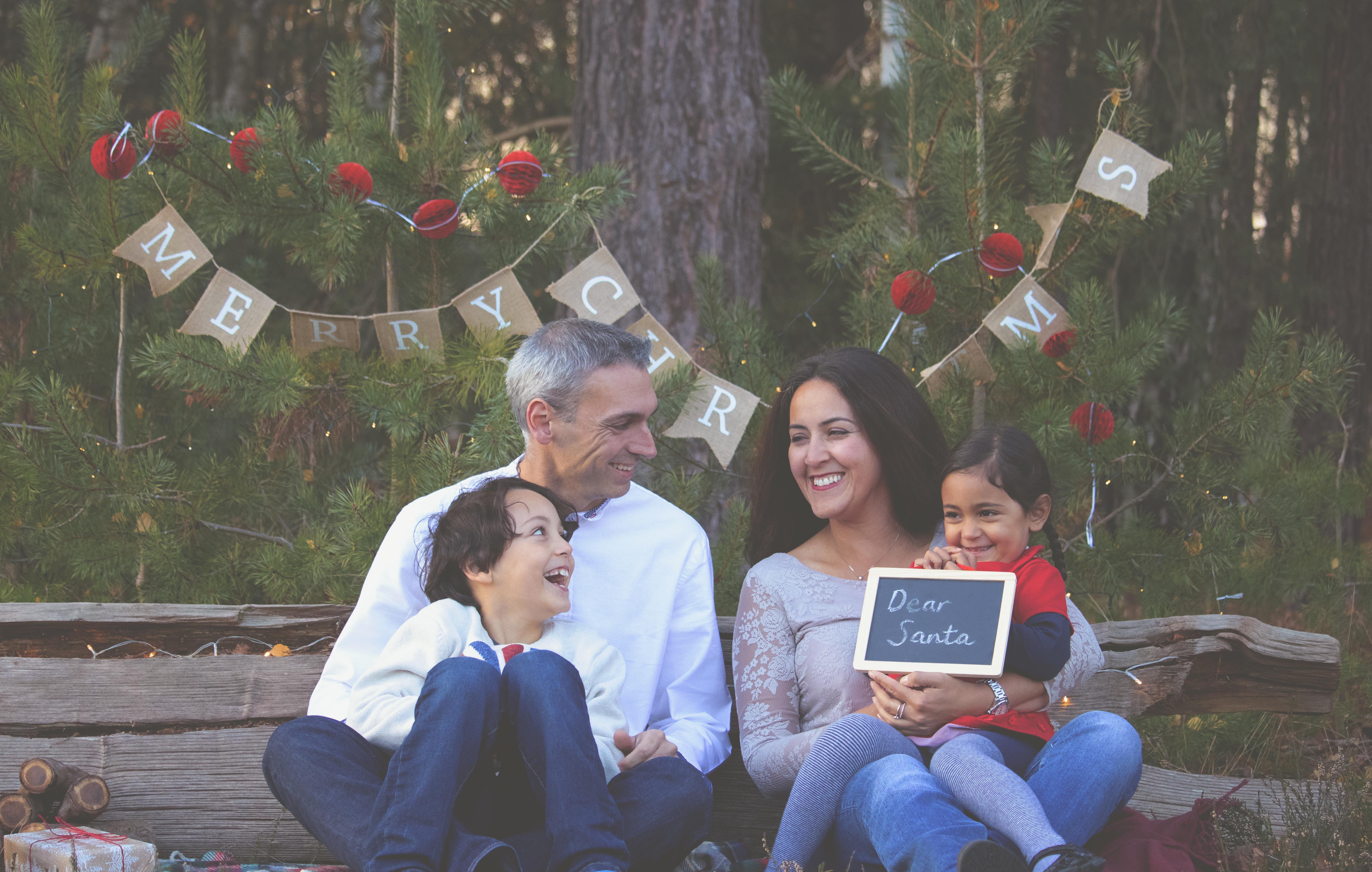 Christmas Family Photos in Surrey