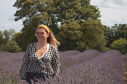 Documentary Branding Photography at Mayfield Lavender
