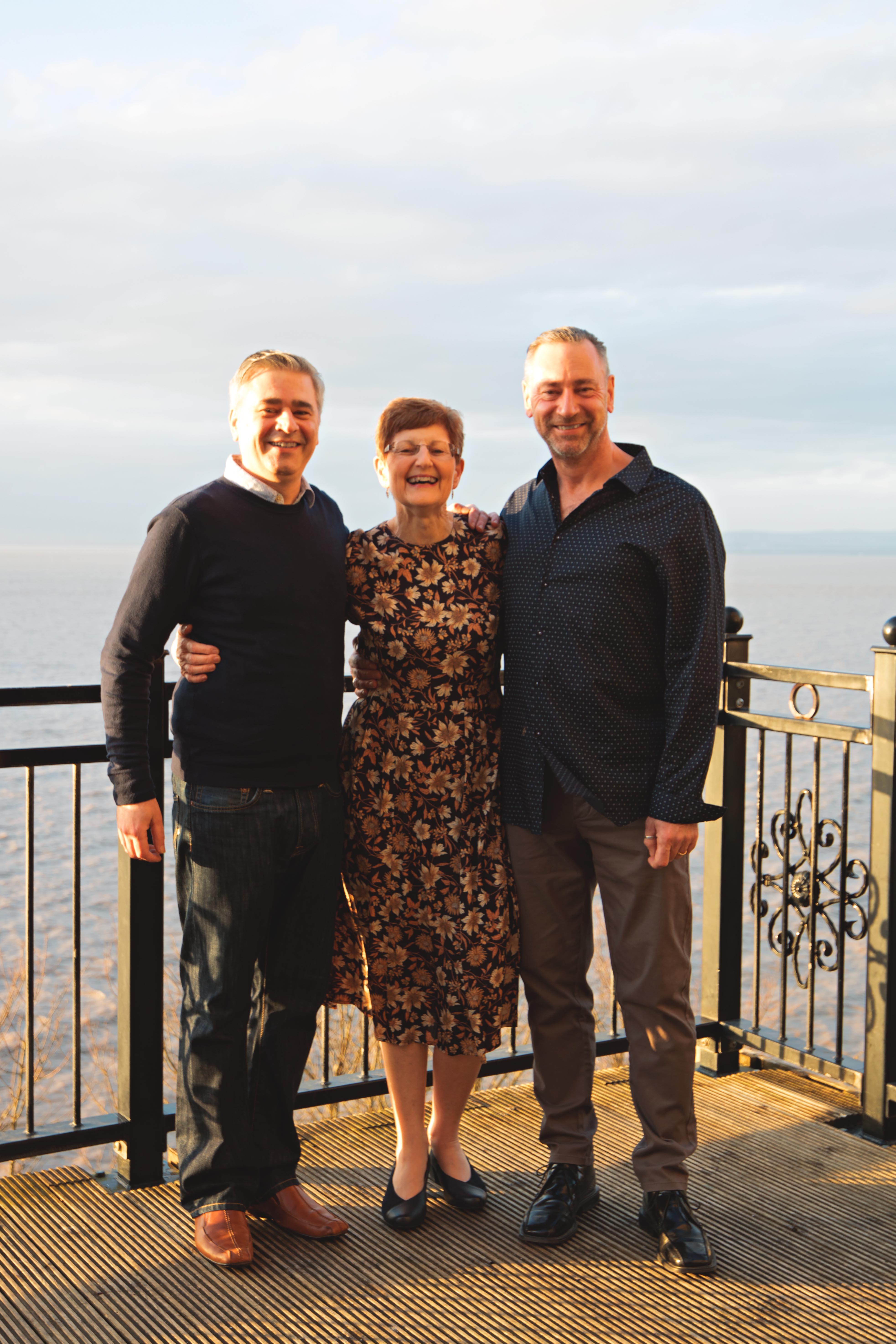 Clevedon Family Photos