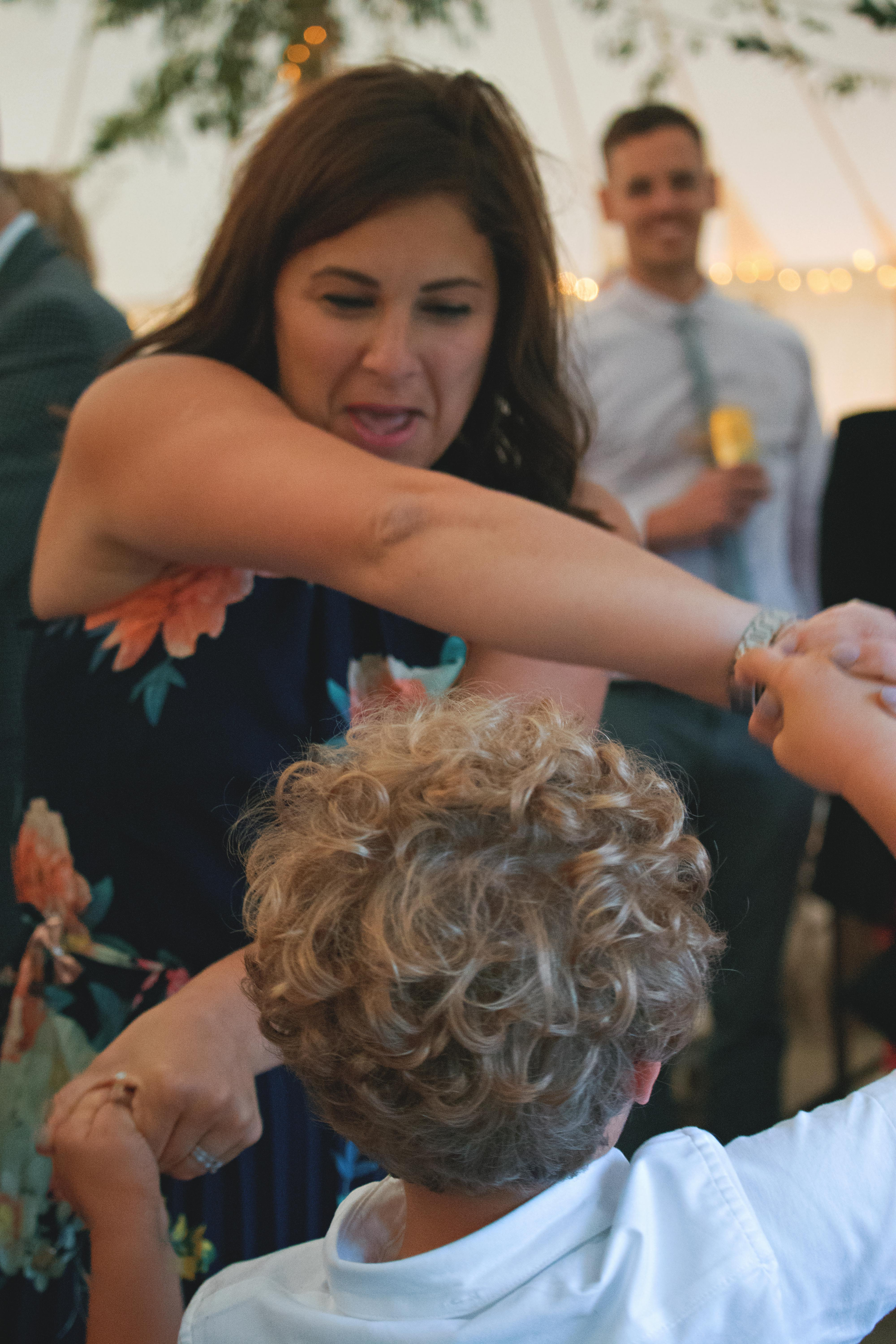 Documentary Mother & Son Dancing Shots