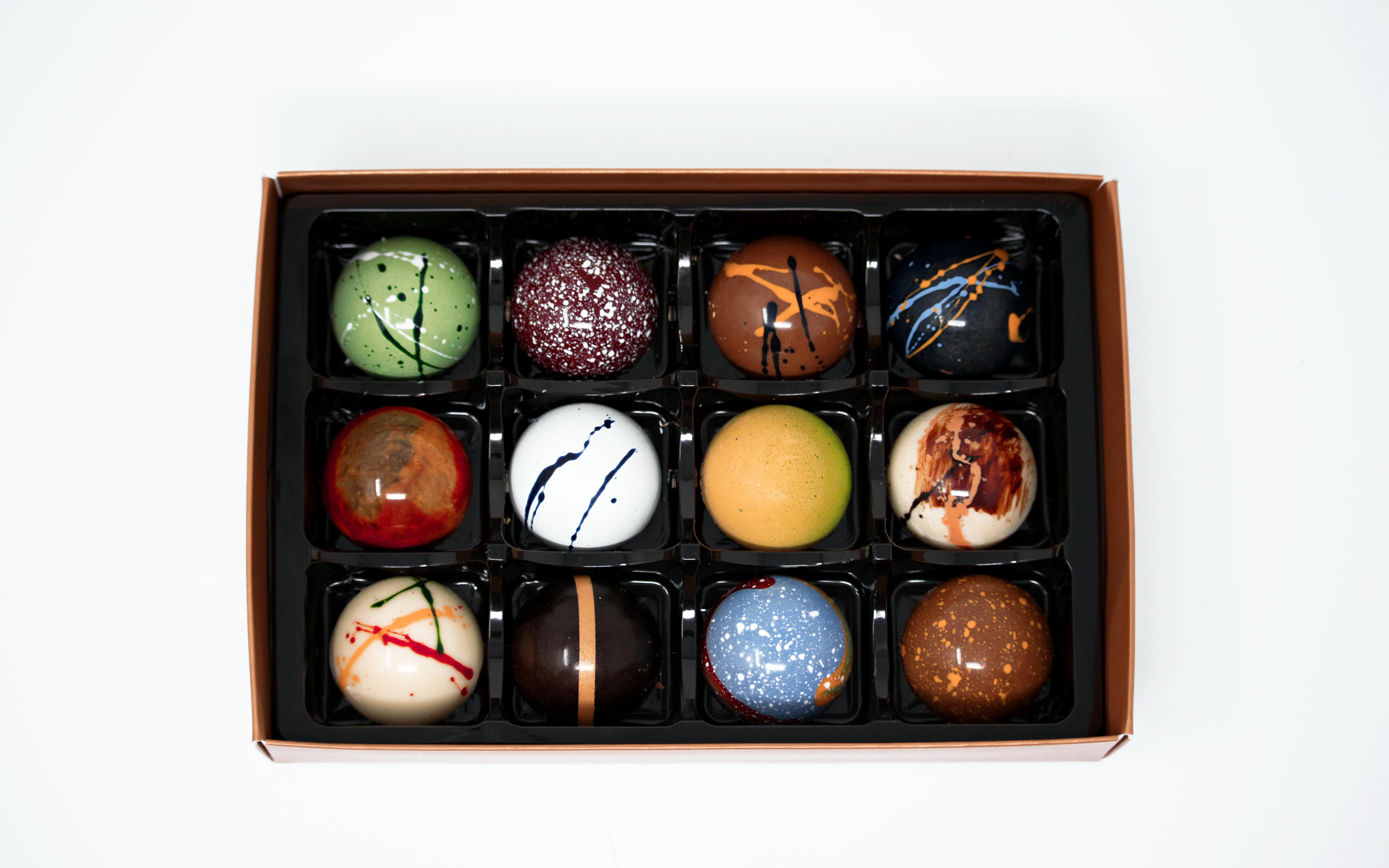 T&M Small Box Chocolates