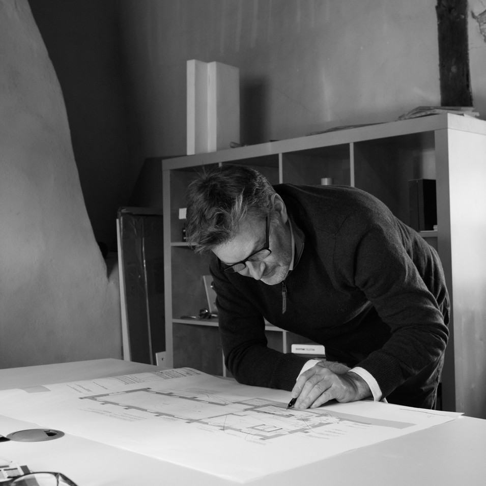 Behind the Scenes Architectual Firm in Devon