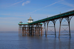 Below the Pier at Clevedon