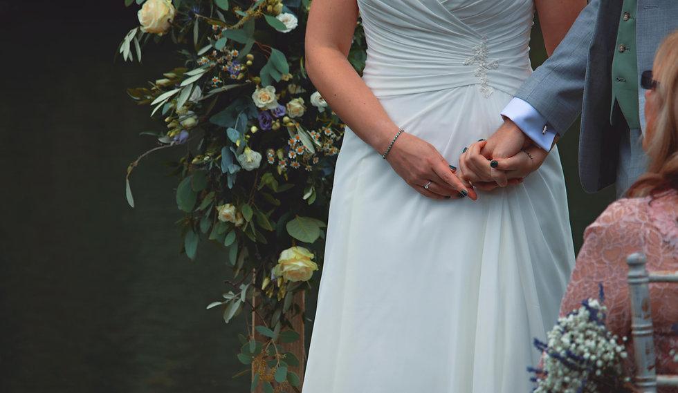Stunning Outdoor English Country Wedding
