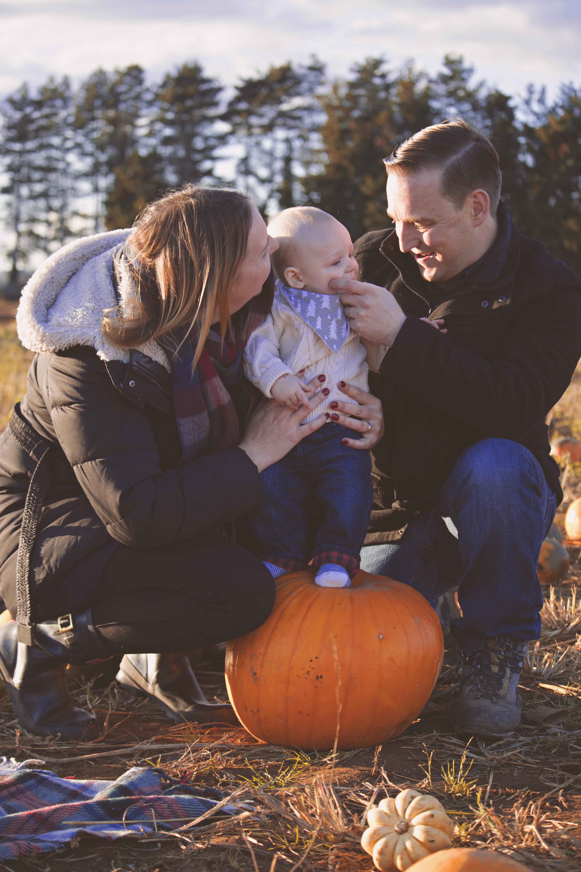 Autumnal Family Photoshoot