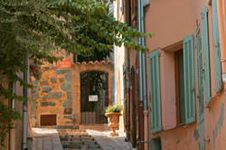 Quaint Little Highstreets in South of France