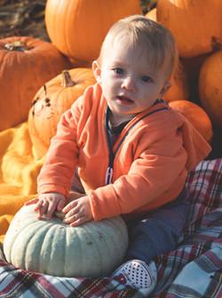 Fun in the Pumpkins