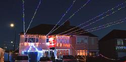 Clevedon Christmas Lights