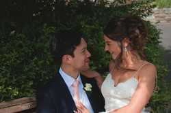 Relaxed Bride & Groom Shots
