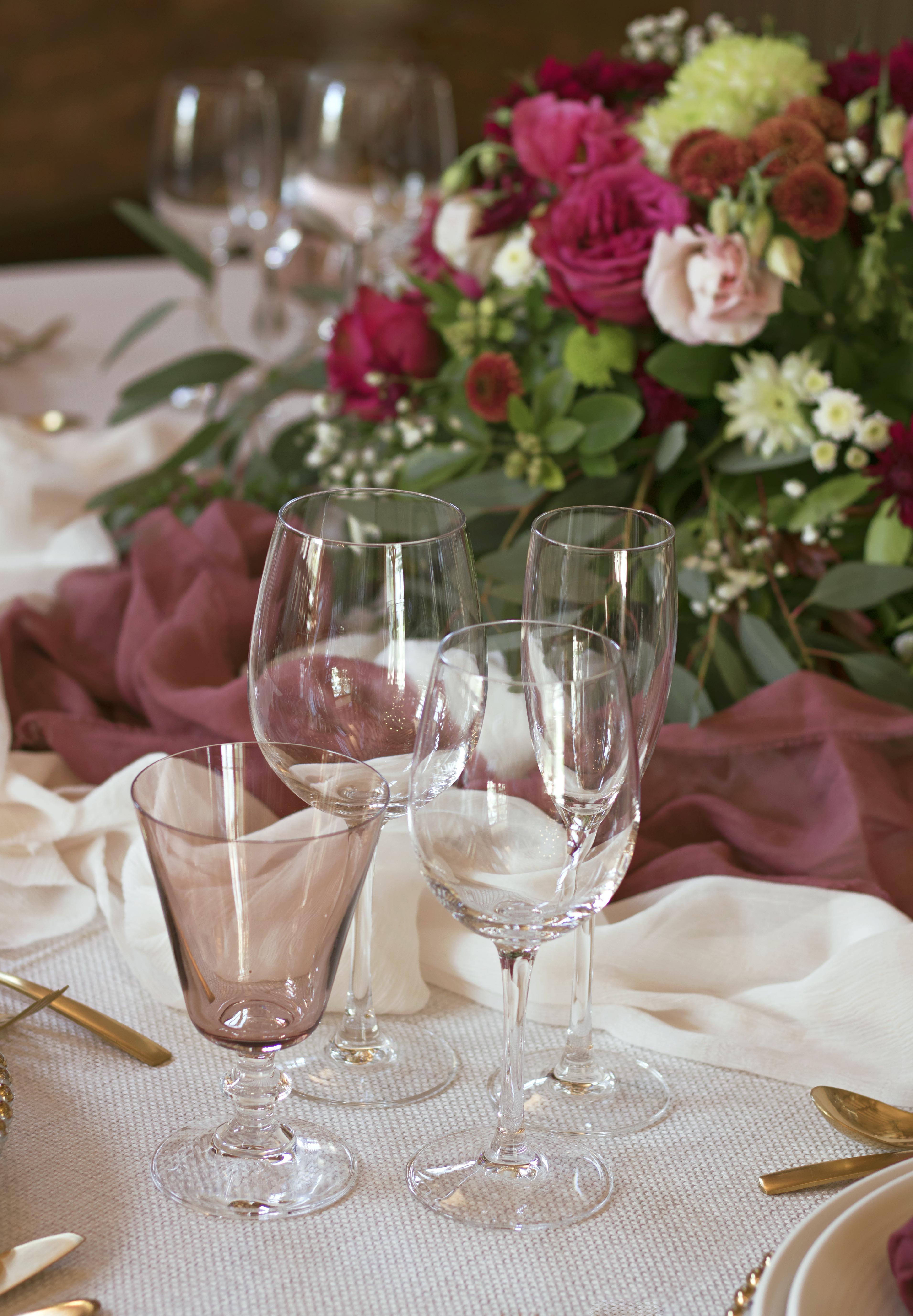 Gorgeous Wedding Table