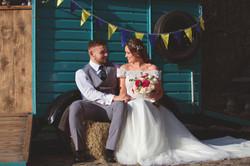 Couple Shots by Horsebox Bar