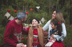 Christmas Family Mini Shoot