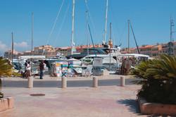 Place Des Lices in Saint-Tropez