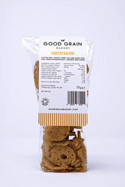 Good Grain Bakery Lightly Salted Product