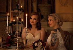 Romantic Reception Couple Shots at Euridge Manor