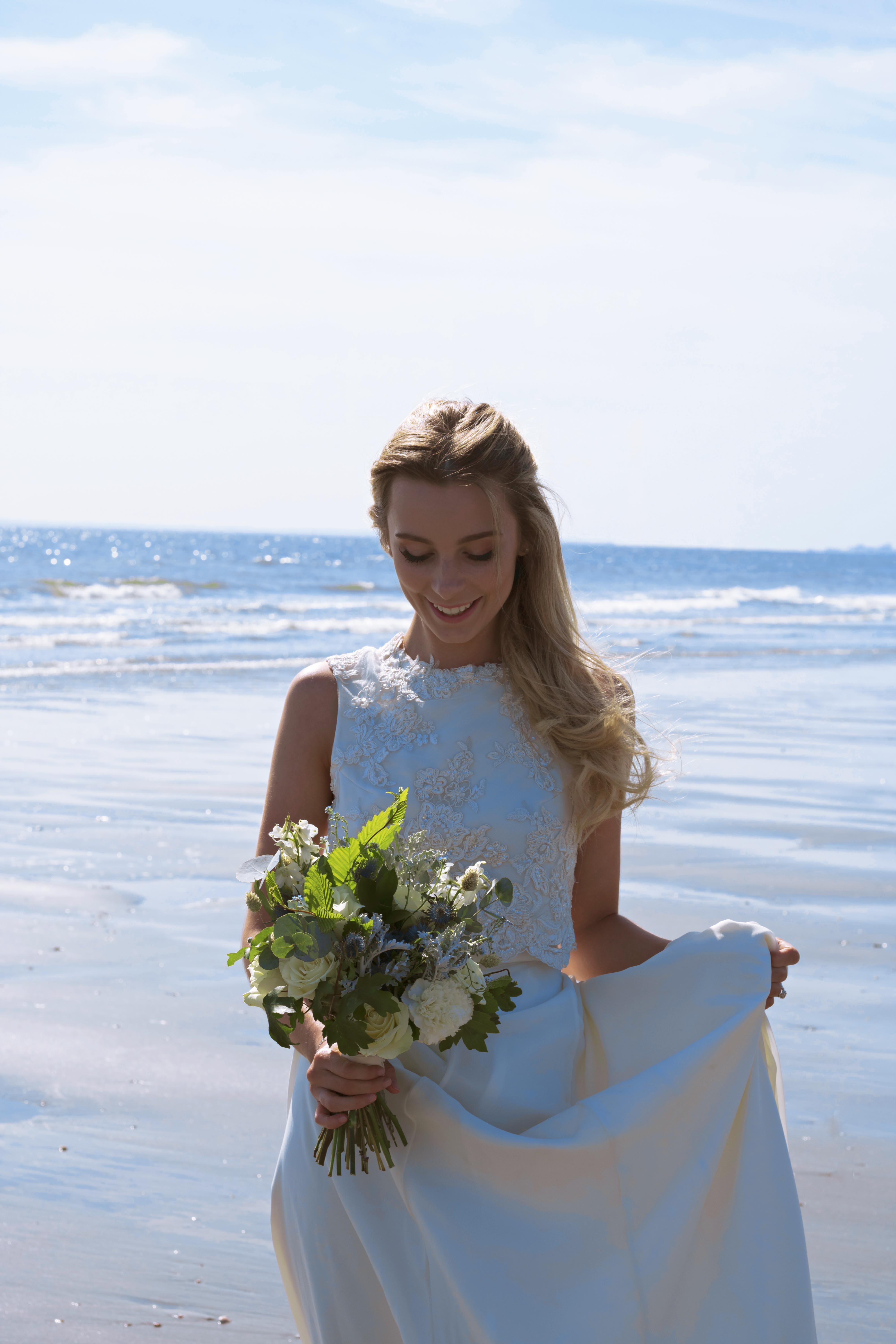 Beach Wedding in U.K.