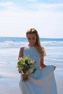 Beach Wedding in U.K.
