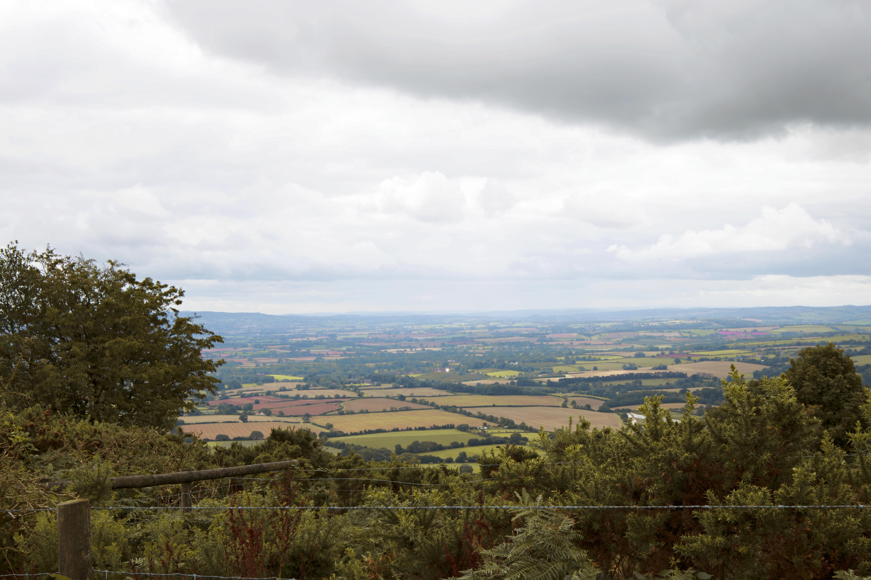 Landscape Photography at Quantock Hills