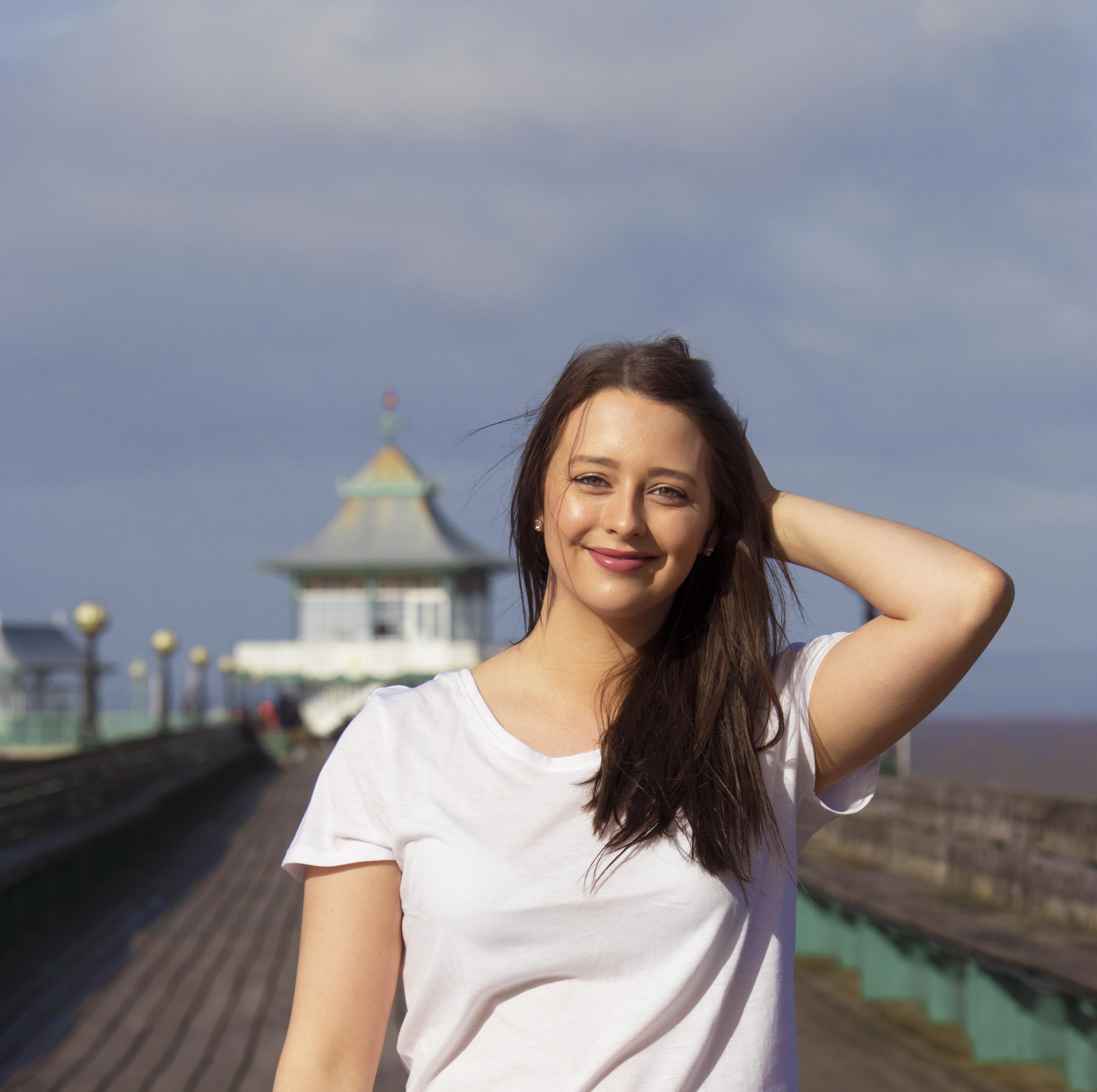 Branding Photos on Clevedon Pier