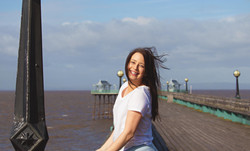 Branding Photography on Clevedon Pier