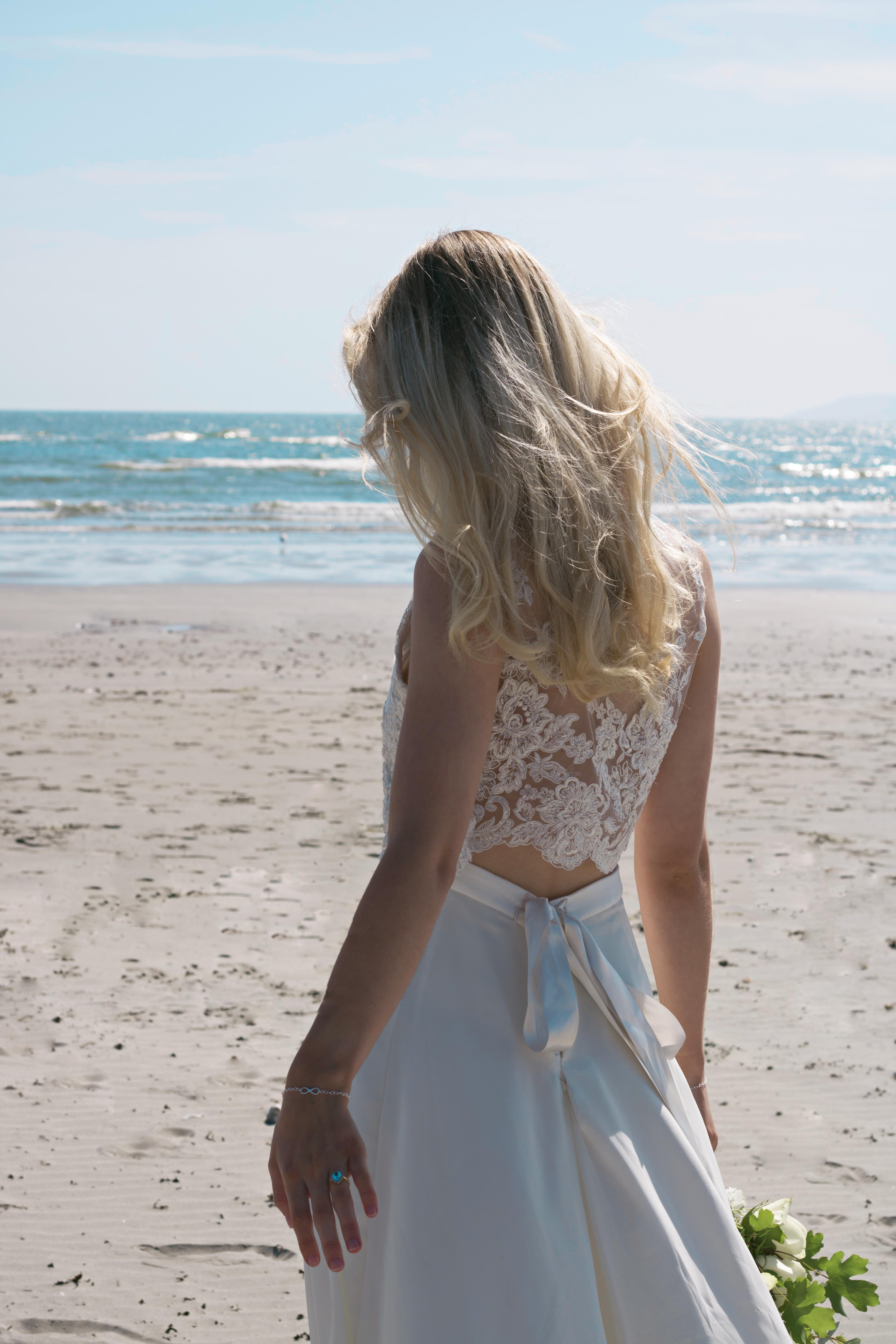 Summer Beach Bride