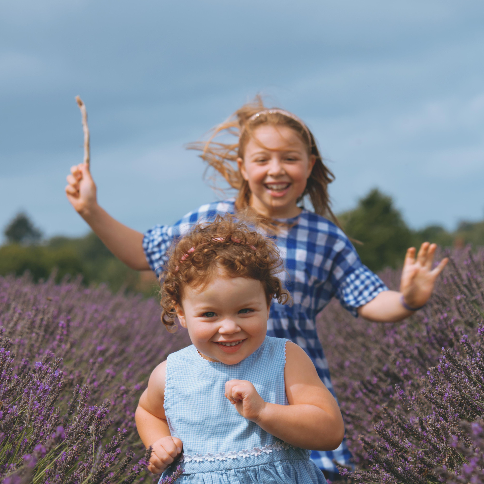 Surrey Family Lavender Photography