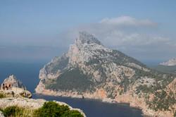 Cap de Formentor Mountain Scape
