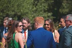 Summer Documentary Wedding Photography