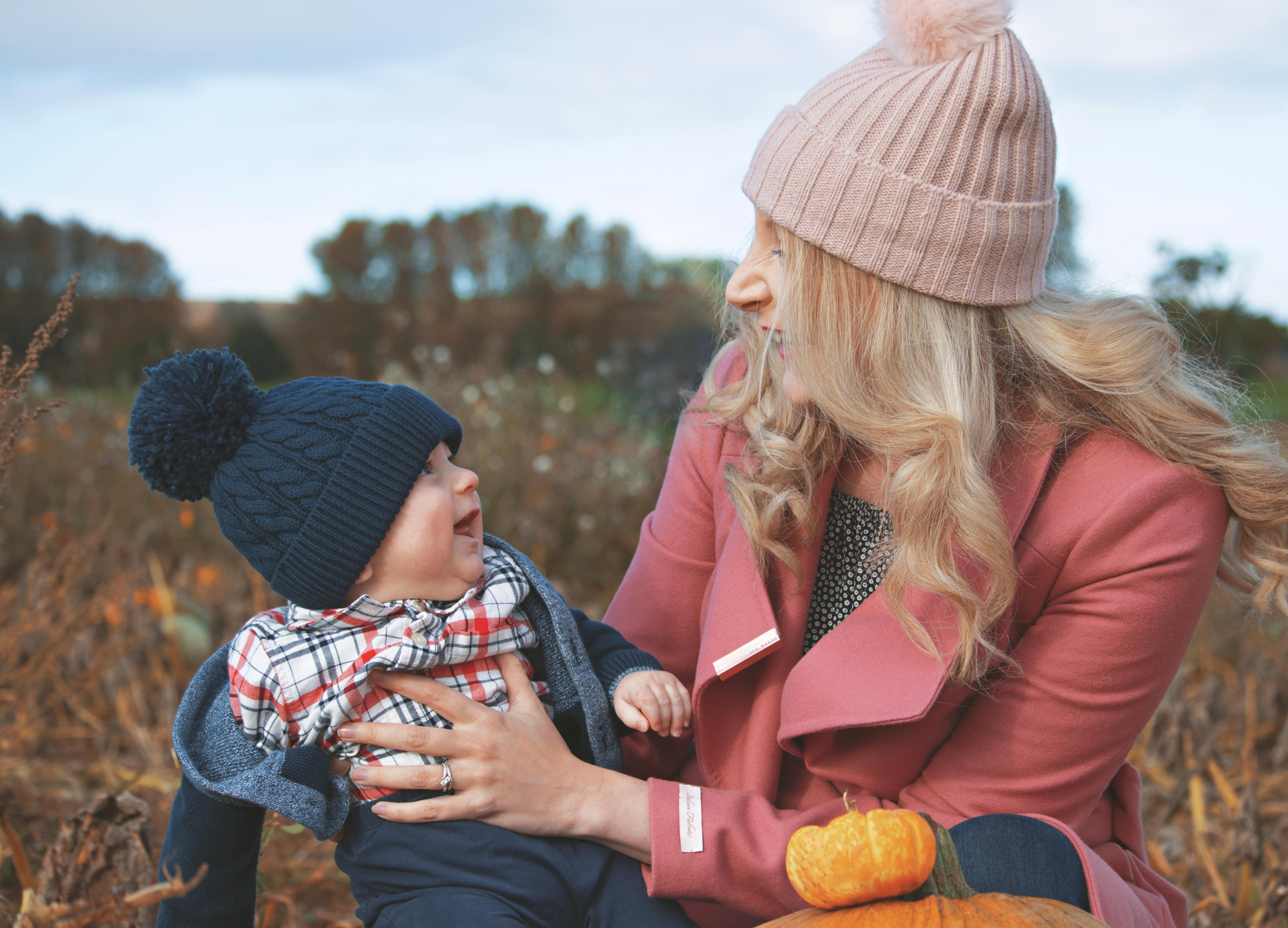 Family Pumpkin Photos