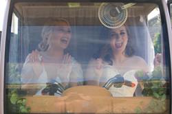 Prosecco Tuk-Tuk Wedding Shots