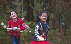 Surrey Winter Family Photography