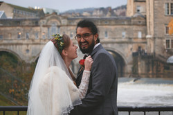 Documentary Wedding Photography in Bath