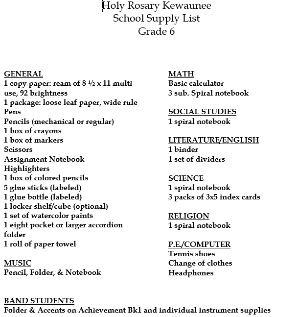 supply list 6th grade.PNG