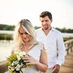 Você precisou adiar seu casamento?