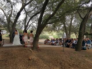 Hidden Oaks Wedding!