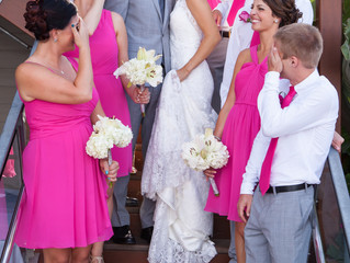 A Perfect San Diego Wedding!