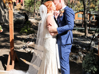 A Pants Splitting Good Time – A Big Bear Wedding
